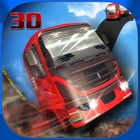 водитель грузовик гонки трюка: движущие проблемы icon