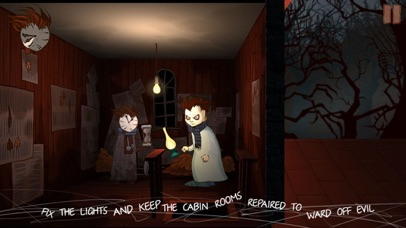 Screenshot from Knock-Knock Game