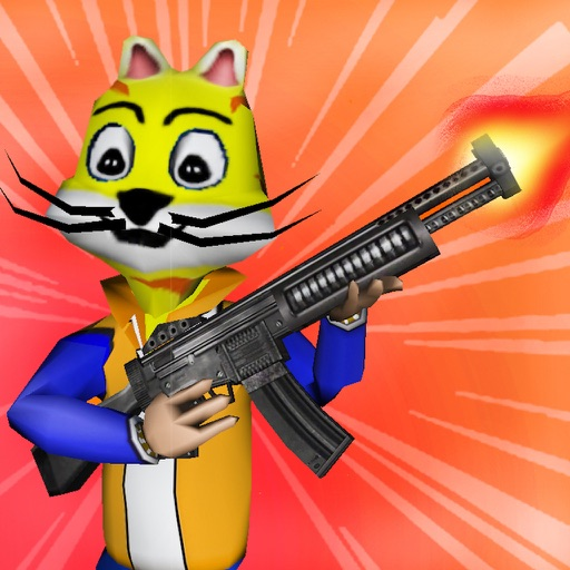 Pets Vs Pets : Sniper Shooting