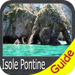 Isole Pontine - GPS Map Navigator