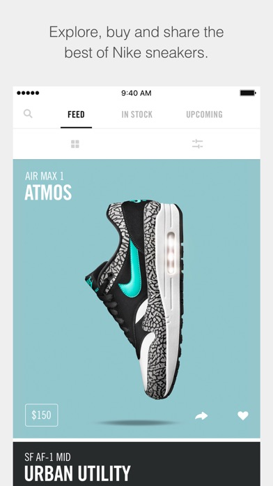 download Nike SNKRS apps 1