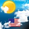 Wetter für die USA
