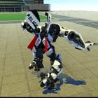 Città Battaglia di robot icon