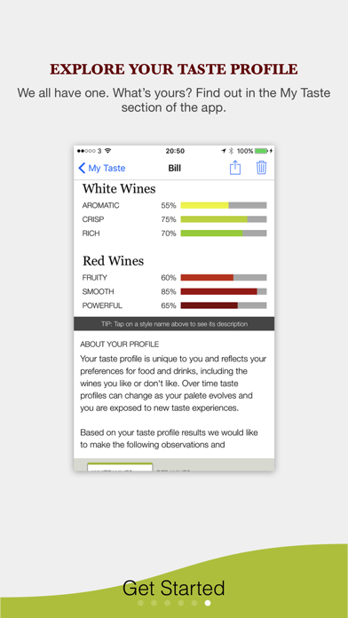 Pocket Wine Screenshot
