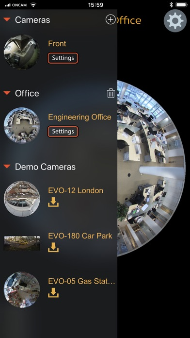 ONVU360 Pro screenshot three