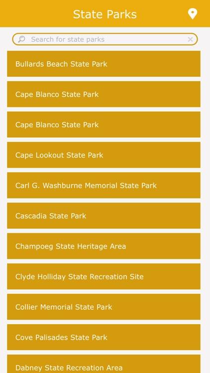 Oregon Best State Parks