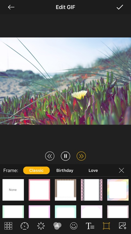 GIF Maker - GIF Editor 2018 screenshot-3