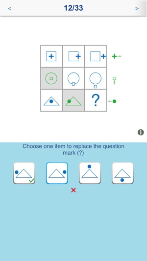 IQ Test Classic on the App Store