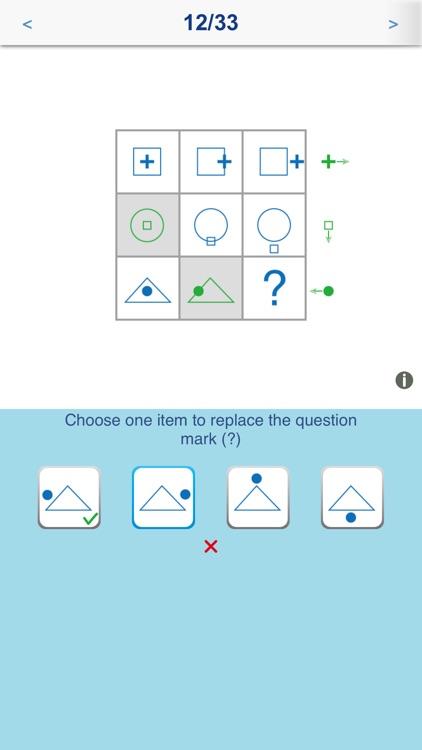IQ Test Classic screenshot-4