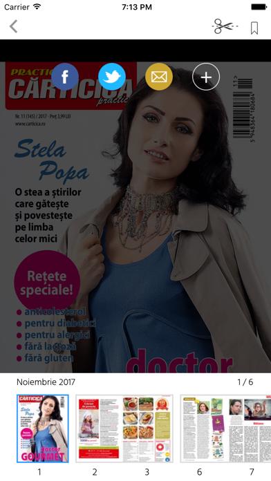 Carticica practicaScreenshot of 1
