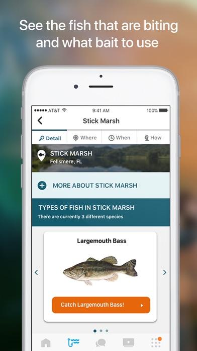 Netfish - Social Fishing App Screenshots