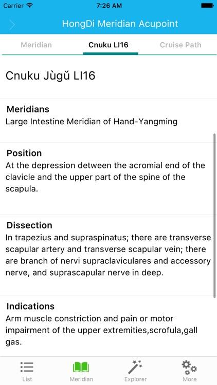 HD Meridian book screenshot-3