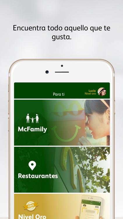 McDonald's España - Ofertas screenshot-3