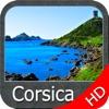 Corsica GPS HD Nautical Charts