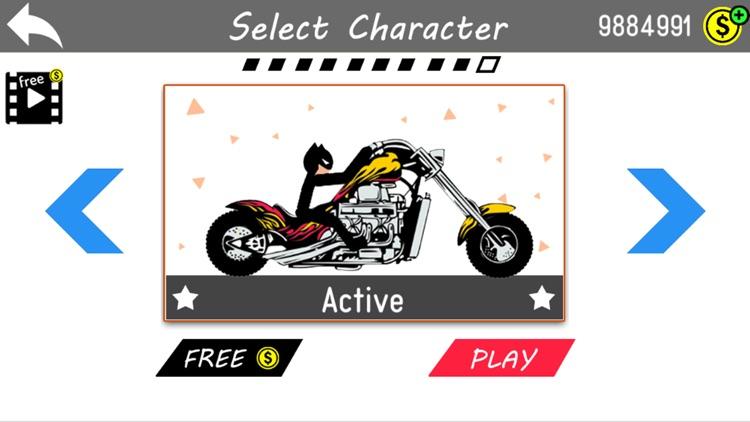 Pogo Stick: Racing Bikes screenshot-4