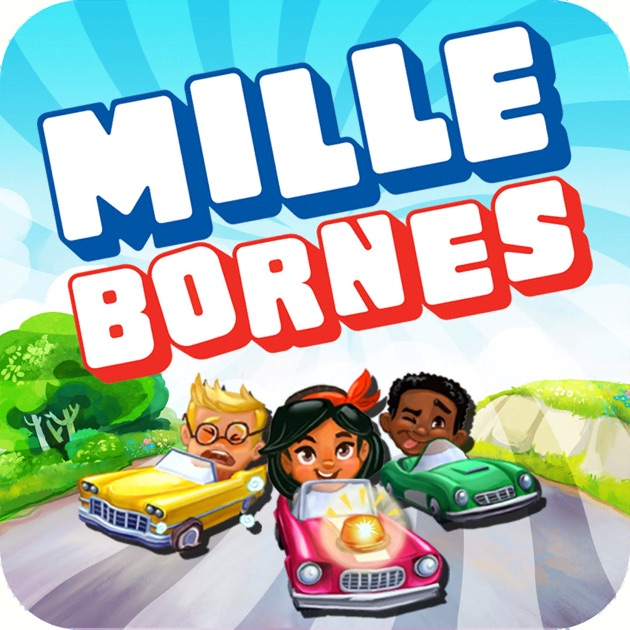 mille bornes on the app store. Black Bedroom Furniture Sets. Home Design Ideas