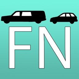 FUNERAL NAV - motorcade app