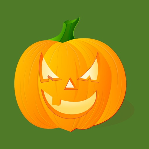 Jack O'Lantern Sticker Pack