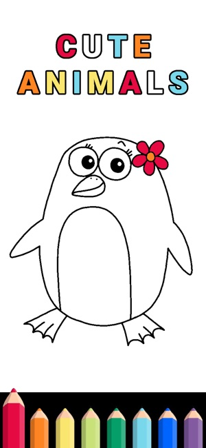 Animals Coloring Book Lite on the App Store
