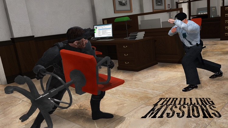Bank Robbery Secret Agent screenshot-3