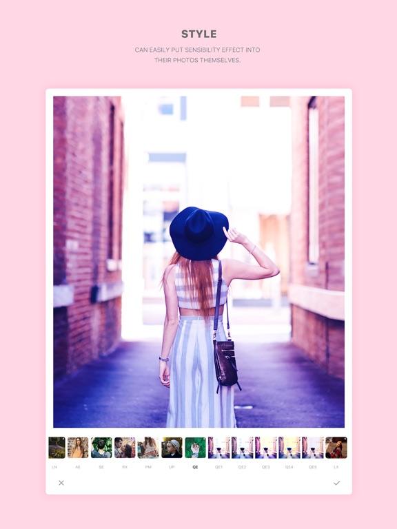 Analog Selfie - Beauty Camera Screenshots