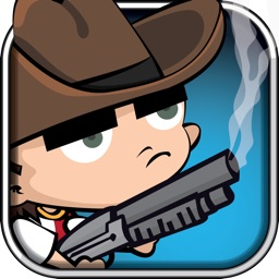 Cowboy vs Zombies - Western Zombie Shooting Games