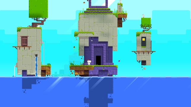 FEZ Pocket Edition Screenshot