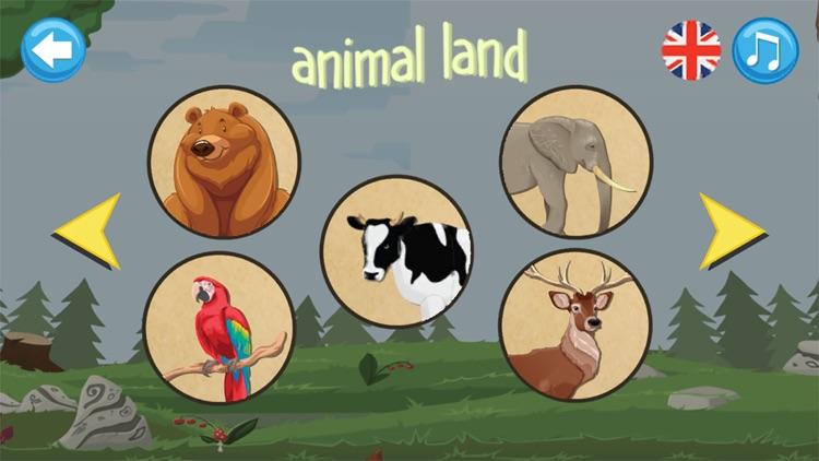 Pazel: Animals Puzzle for Kids