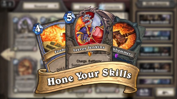 Hearthstone screenshot-1