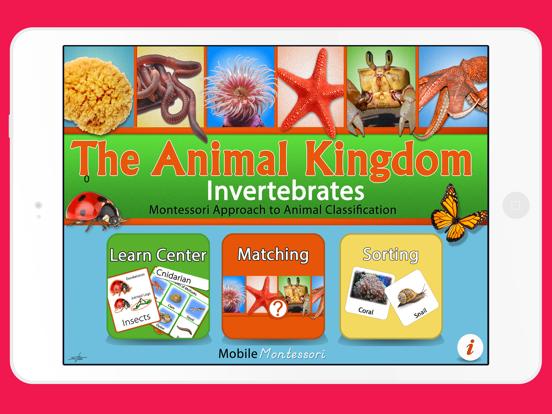 Animal Kingdom (Invertebrates) screenshot 14