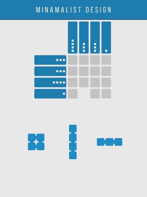 Screenshot #3 for Shapeuku - Shape Puzzle Game