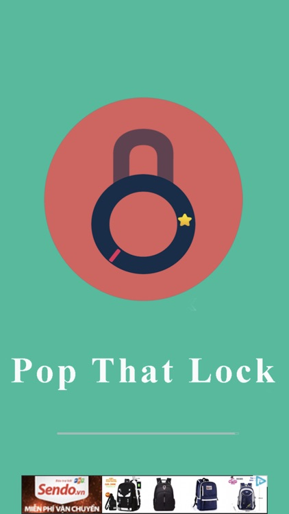 Pop That Lock Game