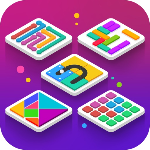 Puzzlebunch-Blocks,Dots & etc  by Yogesh Kalsariya