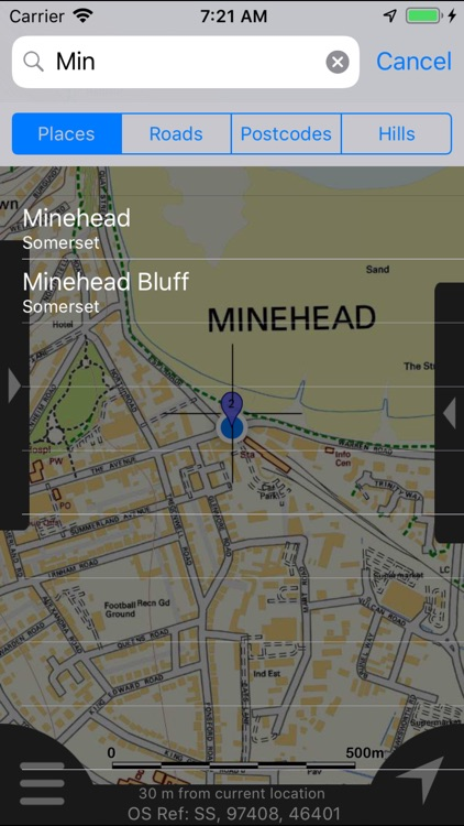 Exmoor Maps Offline screenshot-9