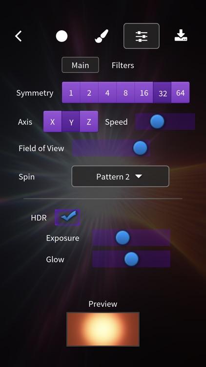 Forge of Neon - 3D Sandbox Art screenshot-3