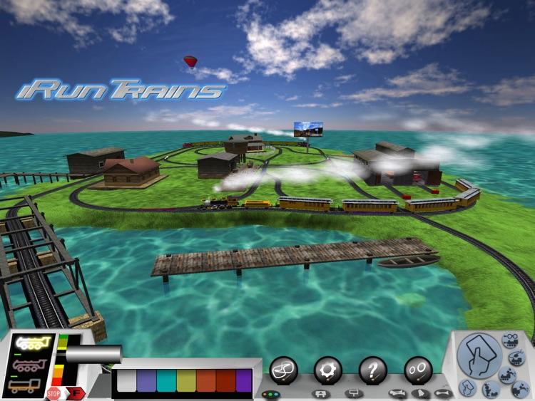 iRunTrains Lite screenshot-0