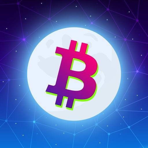 Crypto Galaxy - bitcoin guide iOS App