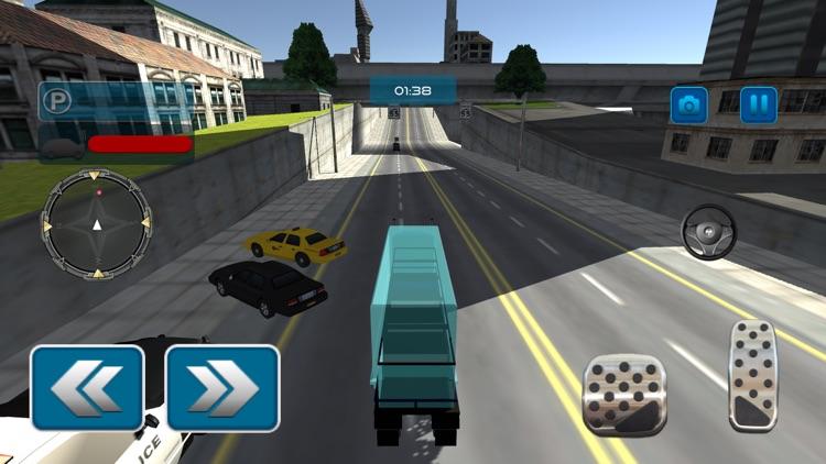 Modern Animal Cargo Truck 2018