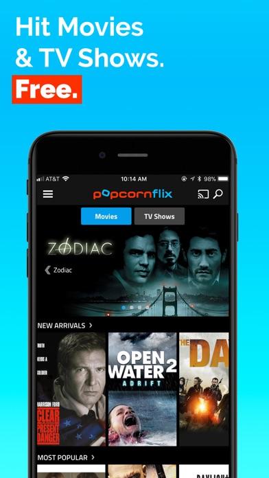 Popcornflix review screenshots