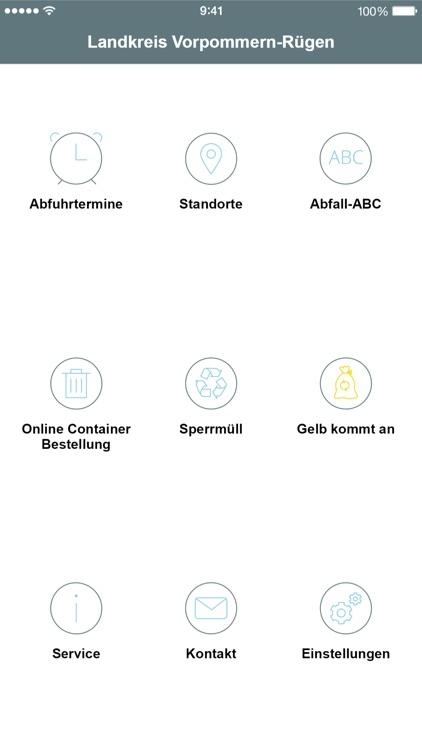 Abfall App VR