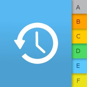 Backup Contacts + Restore app