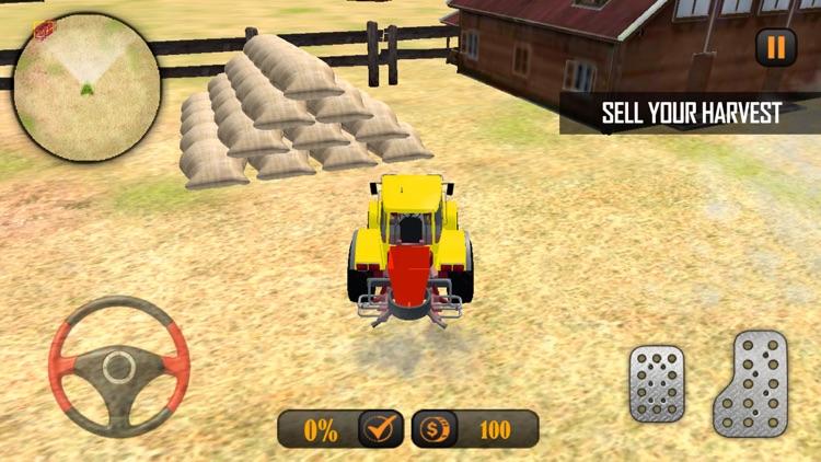 Farming Tractor Simulator : 3D
