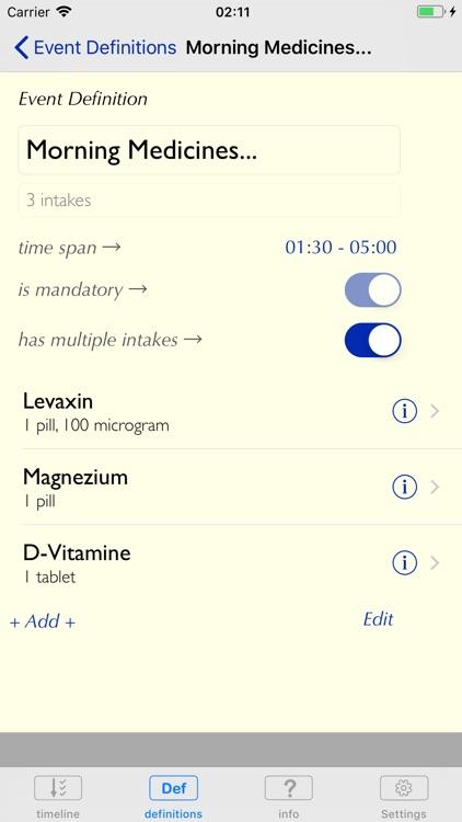 Pills Ping screenshot-5