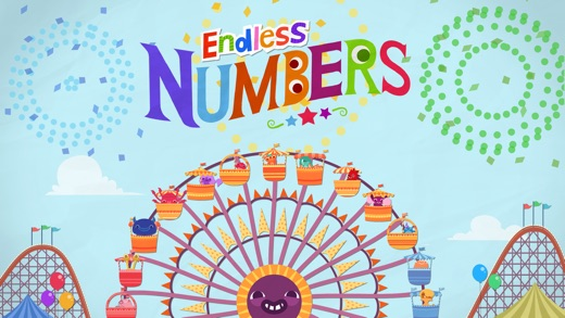 Endless Numbers Screenshot