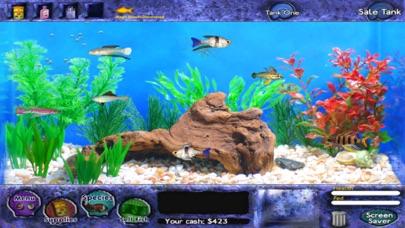 Fish Tycoon Lite screenshot one