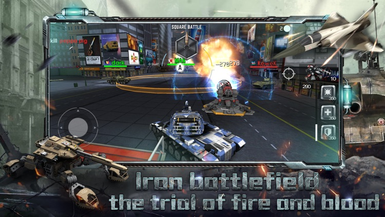 League of Tanks-Assault