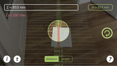 Telemeter. Distance and Height screenshot 5