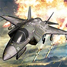 F35 Düsenjäger Dogfight Chase icon