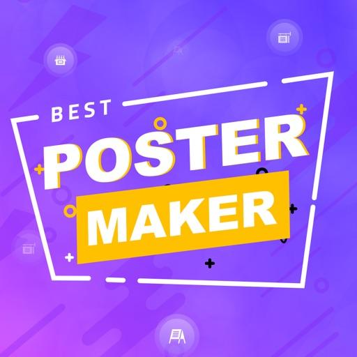 Poster Maker - Flyer Designer iOS App