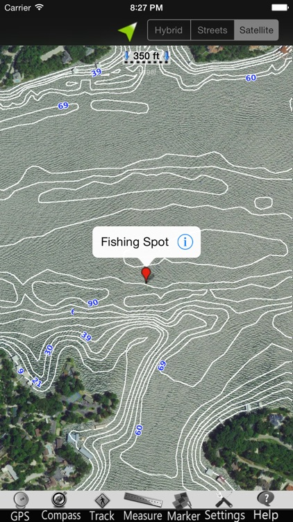 Lake of the Ozarks GPS Charts screenshot-3